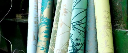 3 ways to use leftover wallpaper erie construction blog for Wallpaper rolls clearance