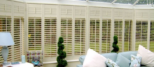 Add Value to your Home with Bespoke Wooden shutters
