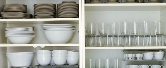 Get A Tidy, Organized Kitchen