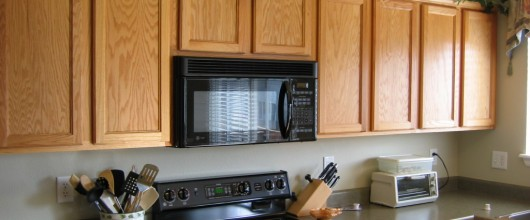 Make Your Old Kitchen Cabinets New Again For About $20!