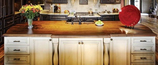 Hardwood Countertop and Island Top DIY Options