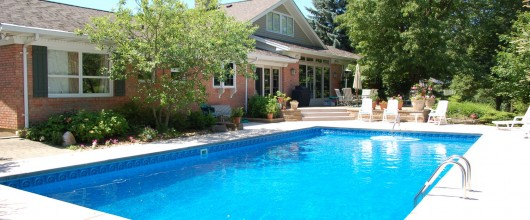 How a swimming pool can add value to your house