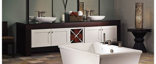 How a Stand Alone Bath Tub Can Add Elegance to Your Bathroom