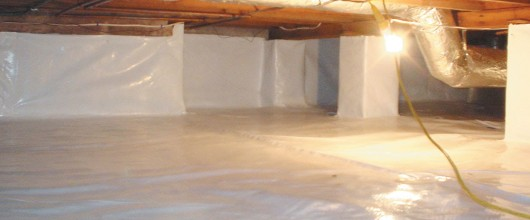 Why It's Important To Keep Your Crawlspace Clean