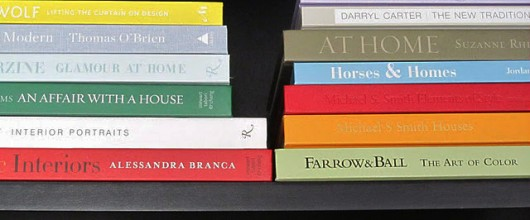5 Must Have Interior Design Books For Your Coffee Table