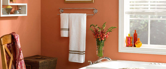 Bathroom Renovations: Playing with colors