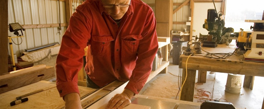 Thinking of Trying Woodworking? Five Tools You'll Need