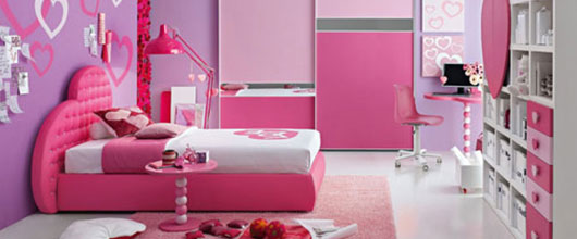 How To Make Your Kids Love Their Bedroom?