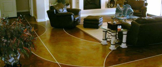 Why Get Your Concrete Floors Acid Stained?