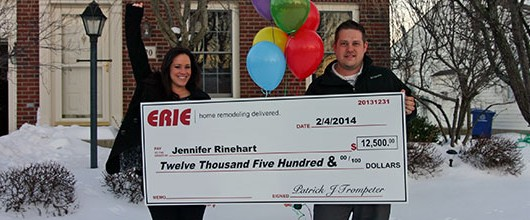 Congratulations To Jennifer Rinehart