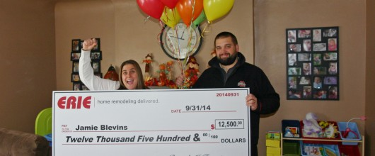 Congratulations To Jamie Blevins